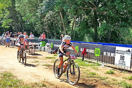 Mountainbike World Cup 2014 in Cairns
