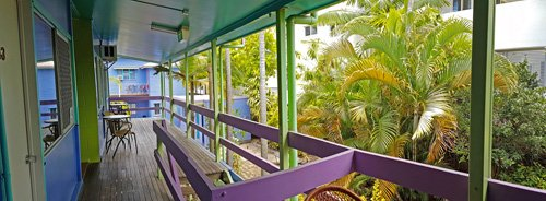 Hostel Caravella 149 Cairns