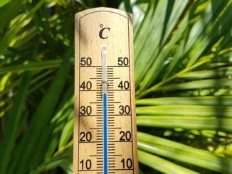 Sommerhitze in Australien