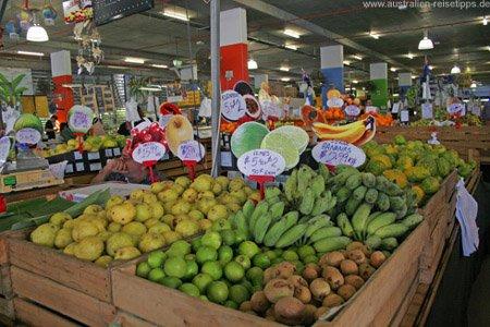 Einkaufen in Cairns