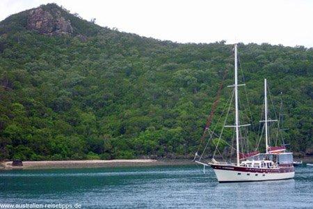 Whitsundays Segeltour