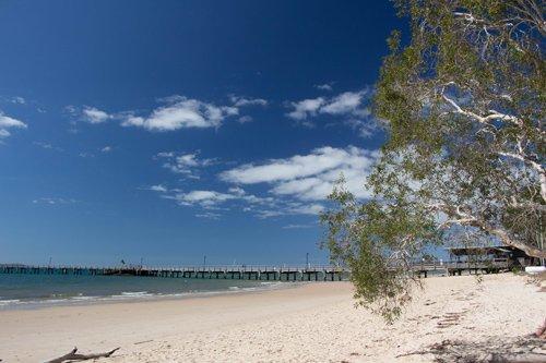 Kingfisher Bay, Fraser Island, Australien