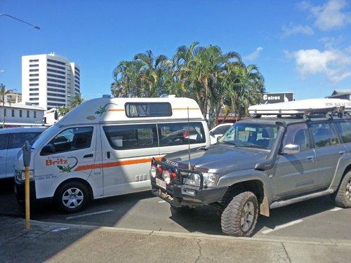 Mit dem Wohnmobil unterwegs in Australien