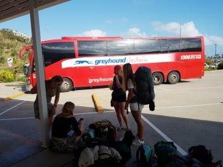 Mit dem Rucksack unterwegs in Australien