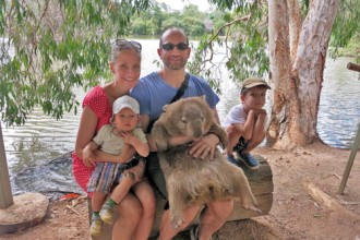 Billabong Sanctuary bei Townsville