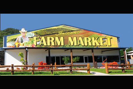 Farm Market in Cairns