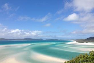 Whitehaven Beach, Whitsundays, Australien